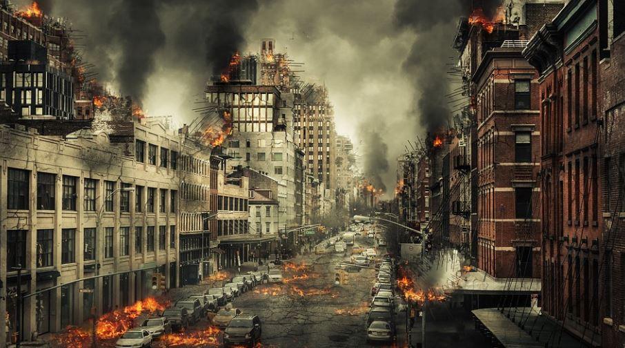 Dromen over einde van de wereld: Droom betekenis, Symbolen