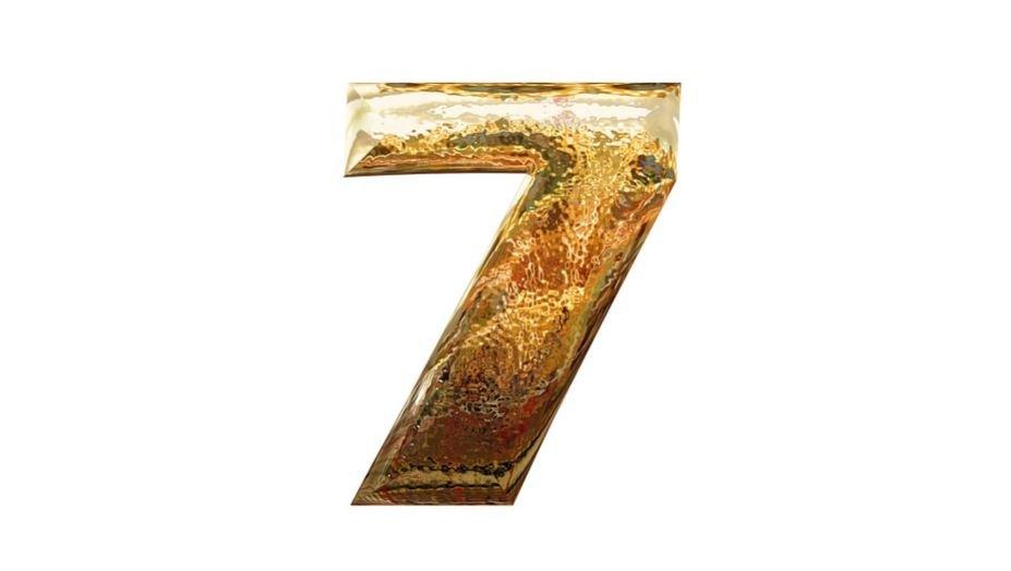 Numerologie 7: Nummer Betekenis en Symbolen