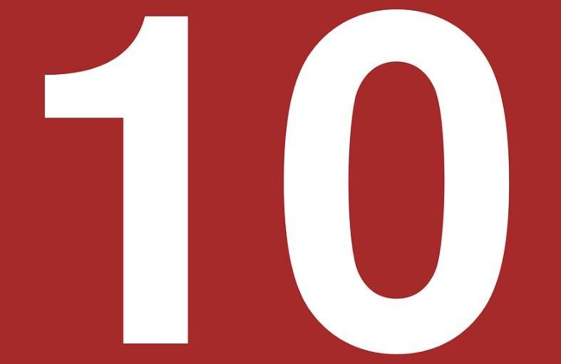 Numerologie 10: Nummer Betekenis en Symbolen