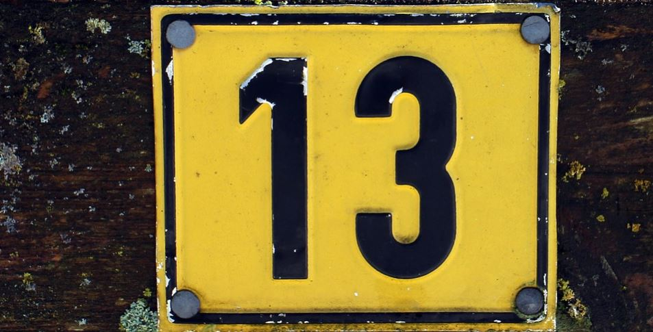 Numerologie 13