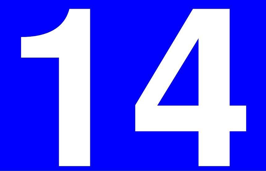 Numerologie 14: Nummer Betekenis en Symbolen
