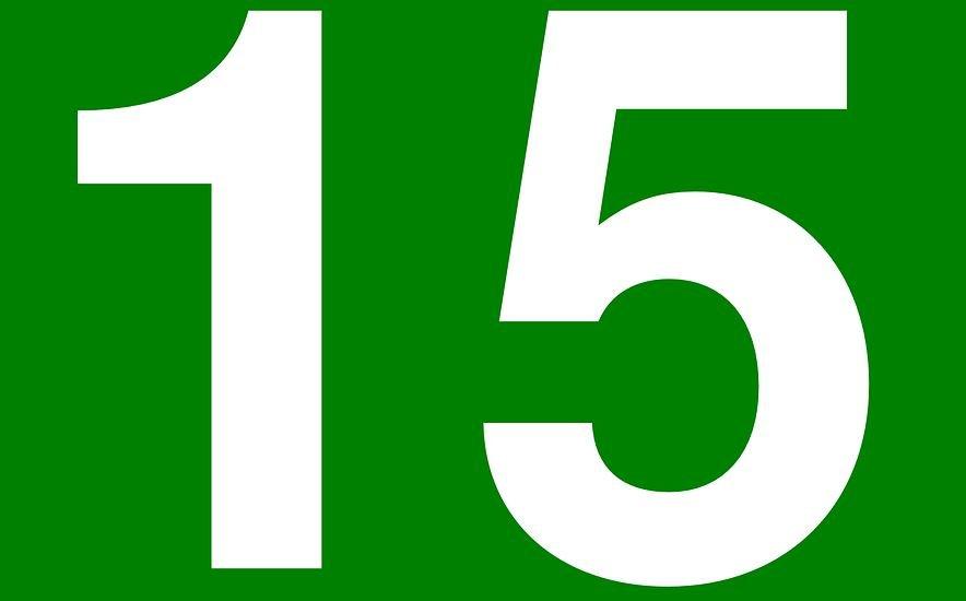 Numerologie 15: Nummer Betekenis en Symbolen