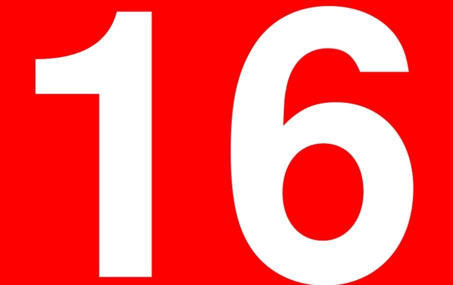 Numerologie 16