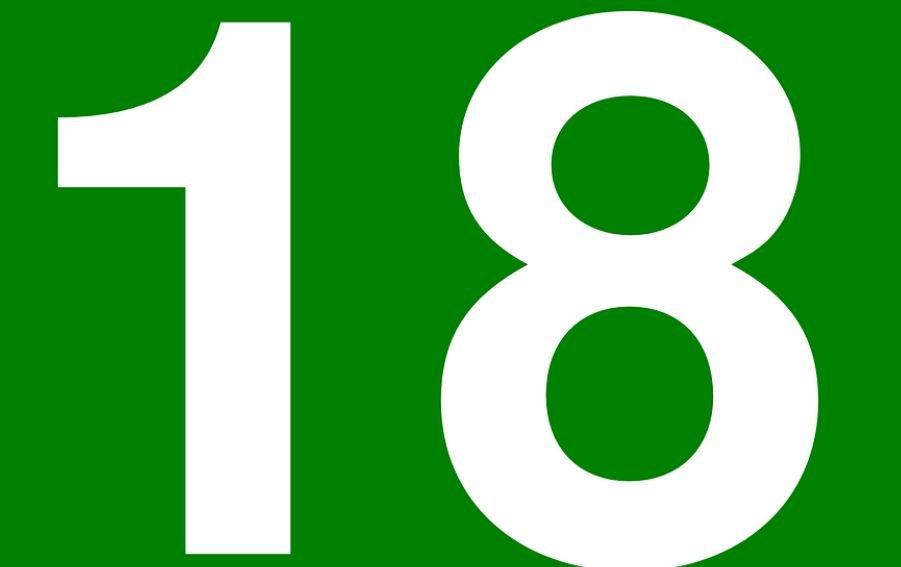 Numerologie 18: Nummer Betekenis en Symbolen