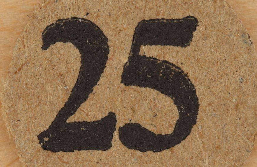 Numerologie 25: Nummer Betekenis en Symbolen