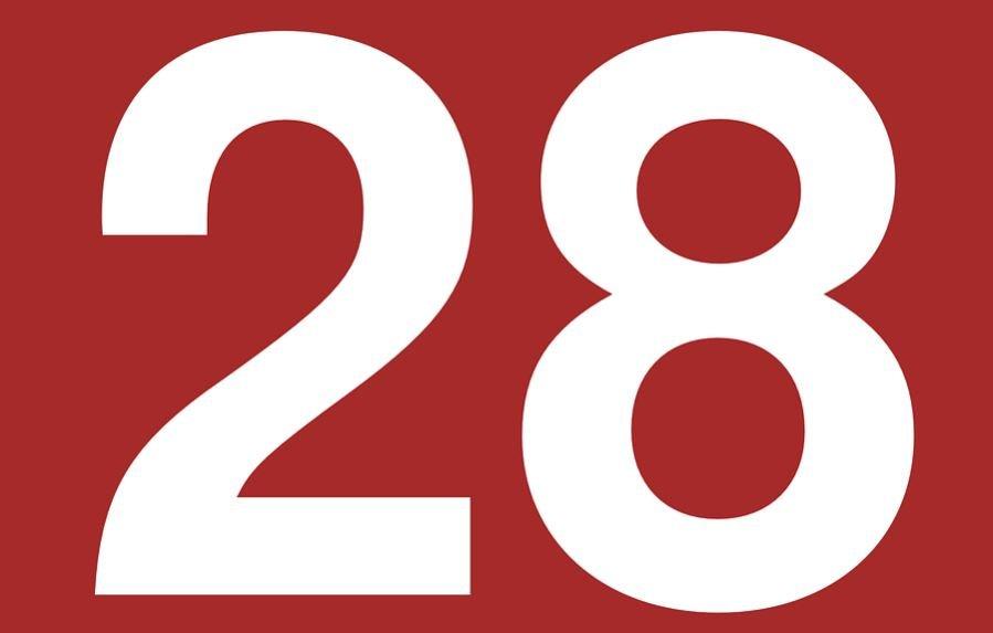 Numerologie 28: Nummer Betekenis en Symbolen