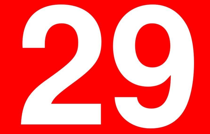 Numerologie 29: Nummer Betekenis en Symbolen