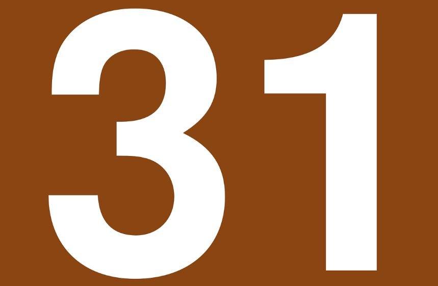 Numerologie 31: Nummer Betekenis en Symbolen
