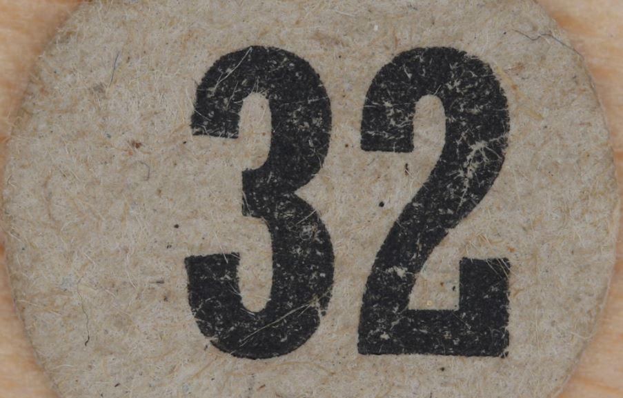 Numerologie 32: Nummer Betekenis en Symbolen