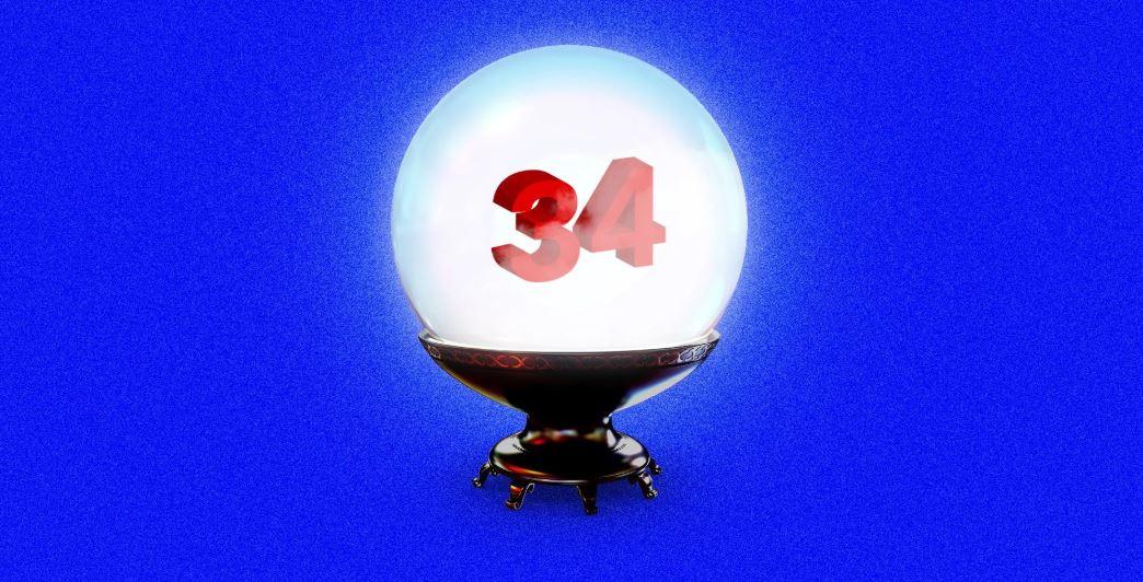 Numerologie 34: Nummer Betekenis en Symbolen