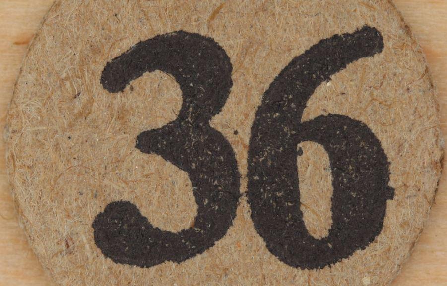 Numerologie 36: Nummer Betekenis en Symbolen