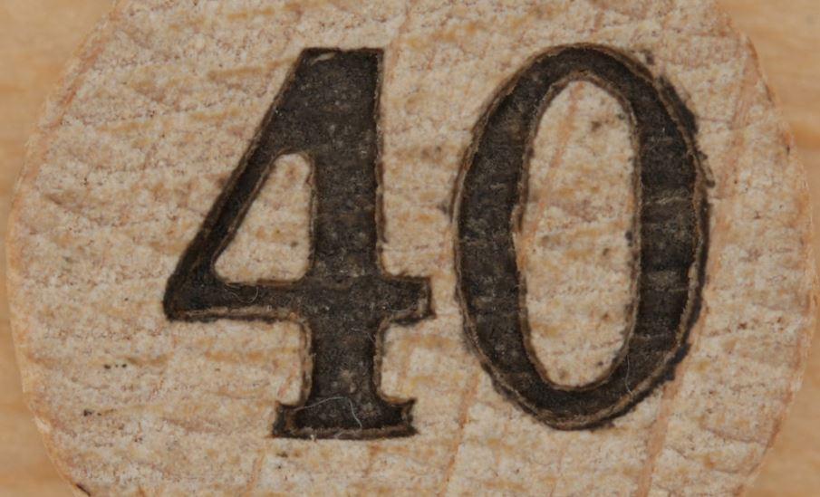 Numerologie 40