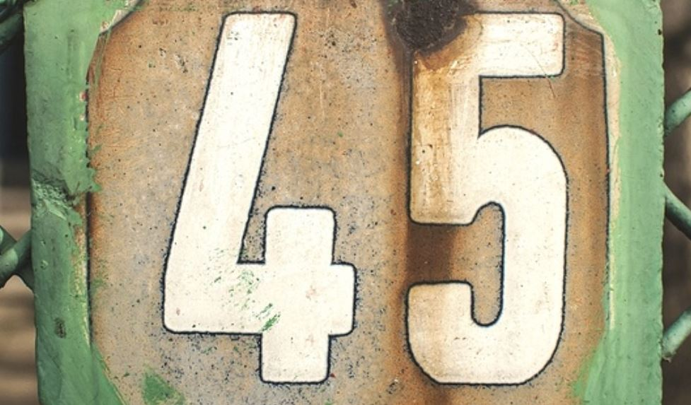 Numerologie 45