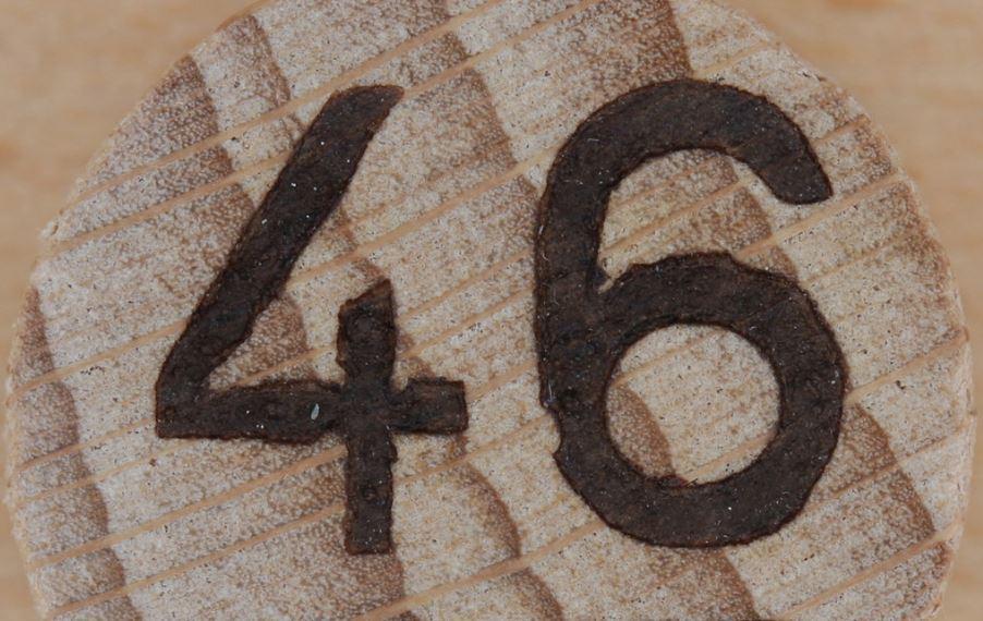 Numerologie 46