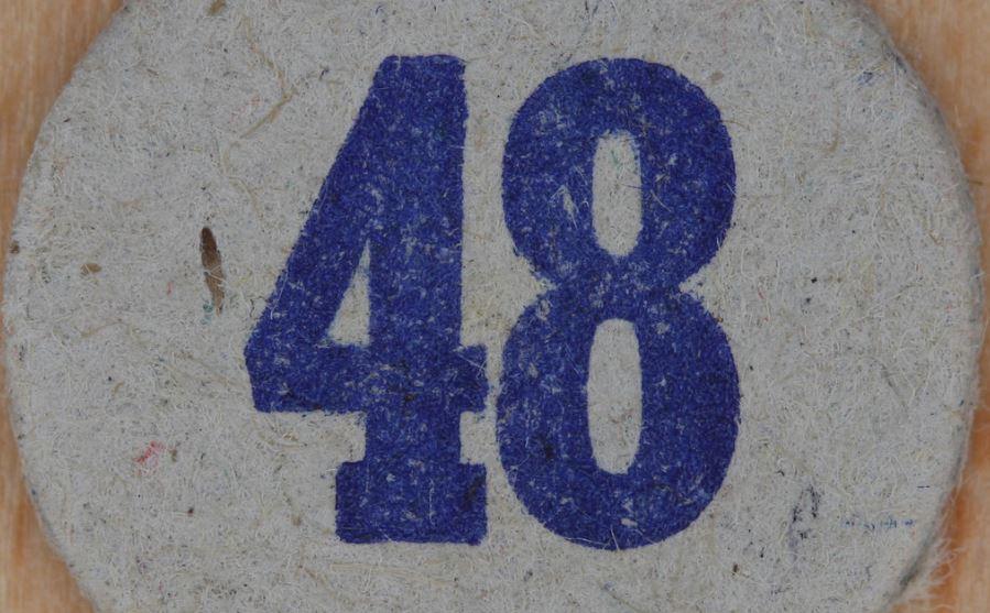 Numerologie 48