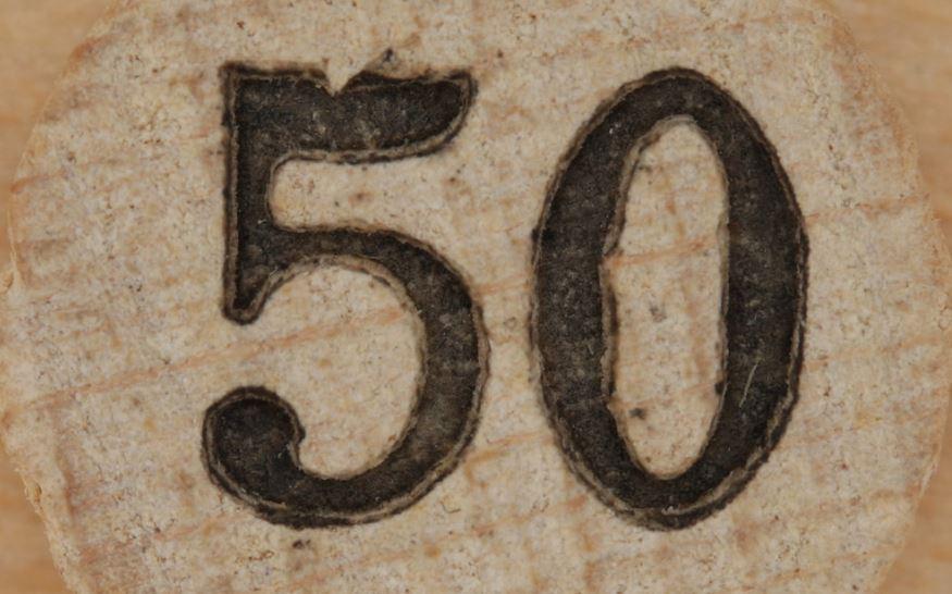 Numerologie 50