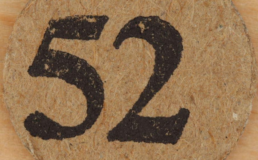 Numerologie 52
