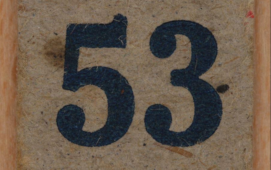Numerologie 53