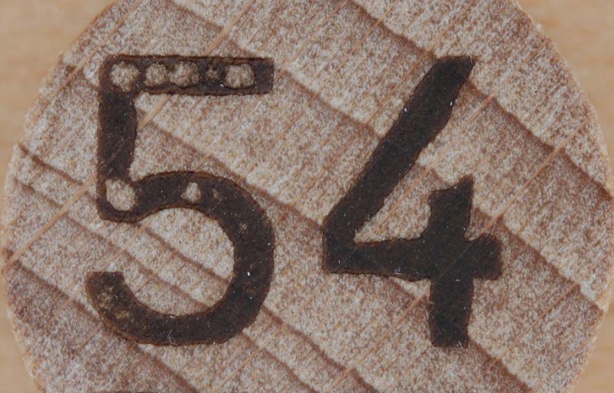 Numerologie 54