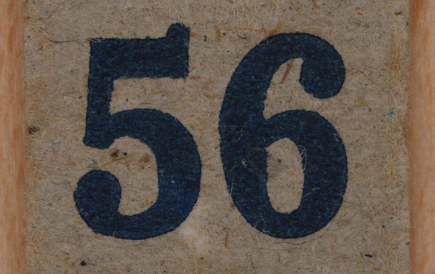 Numerologie 56