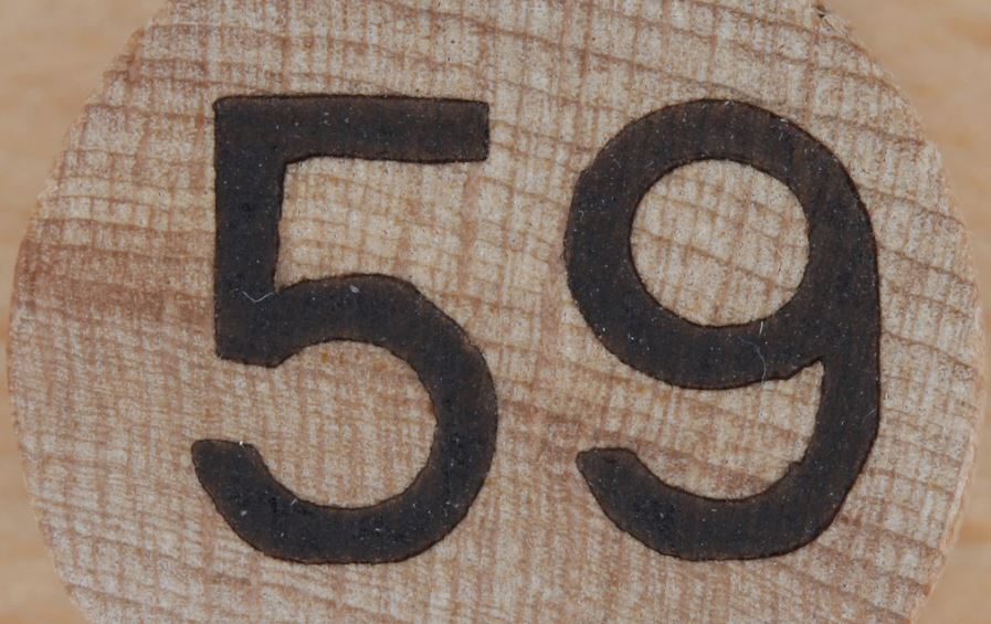 Numerologie 59