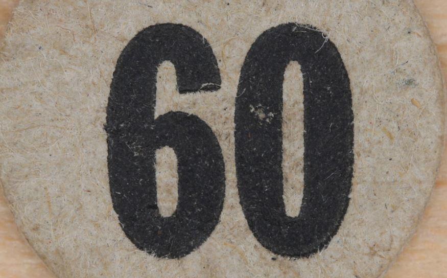Numerologie 60