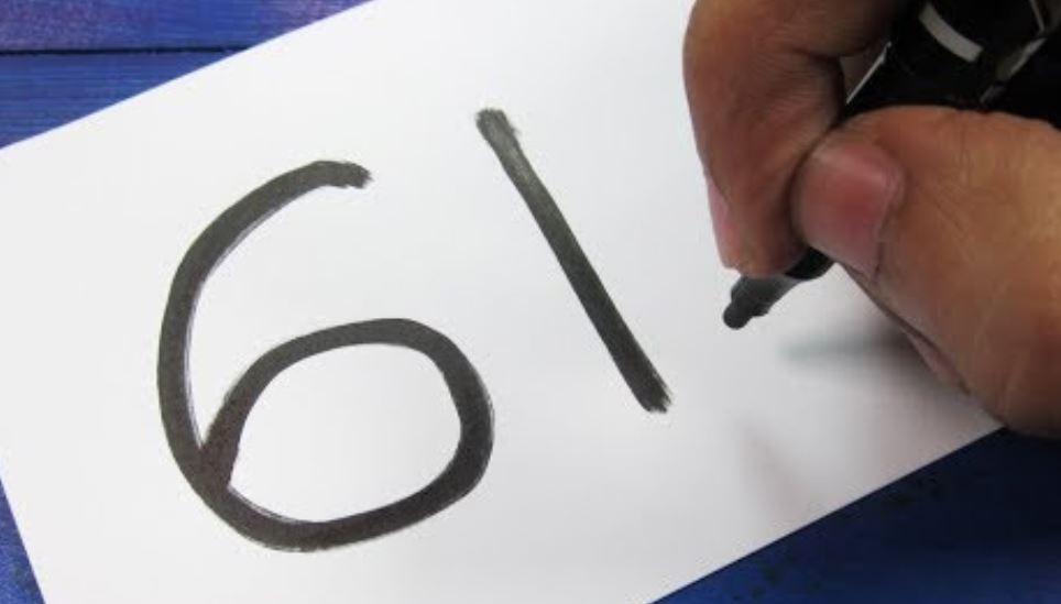 Numerologie 61