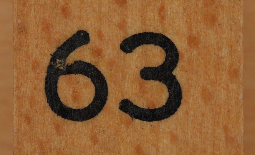 Numerologie 63