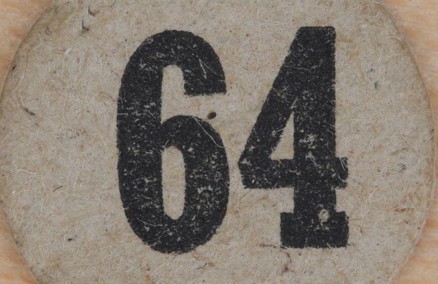 Numerologie 64