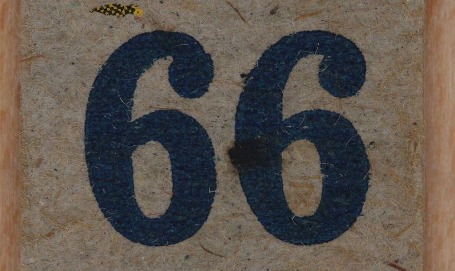 Numerologie 66