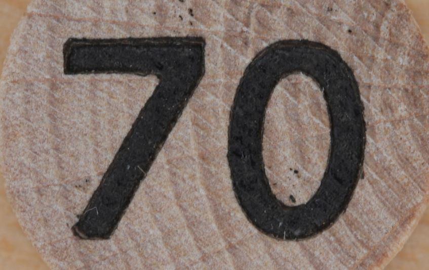 Numerologie 70