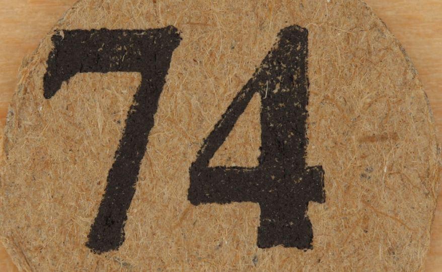 Numerologie 74