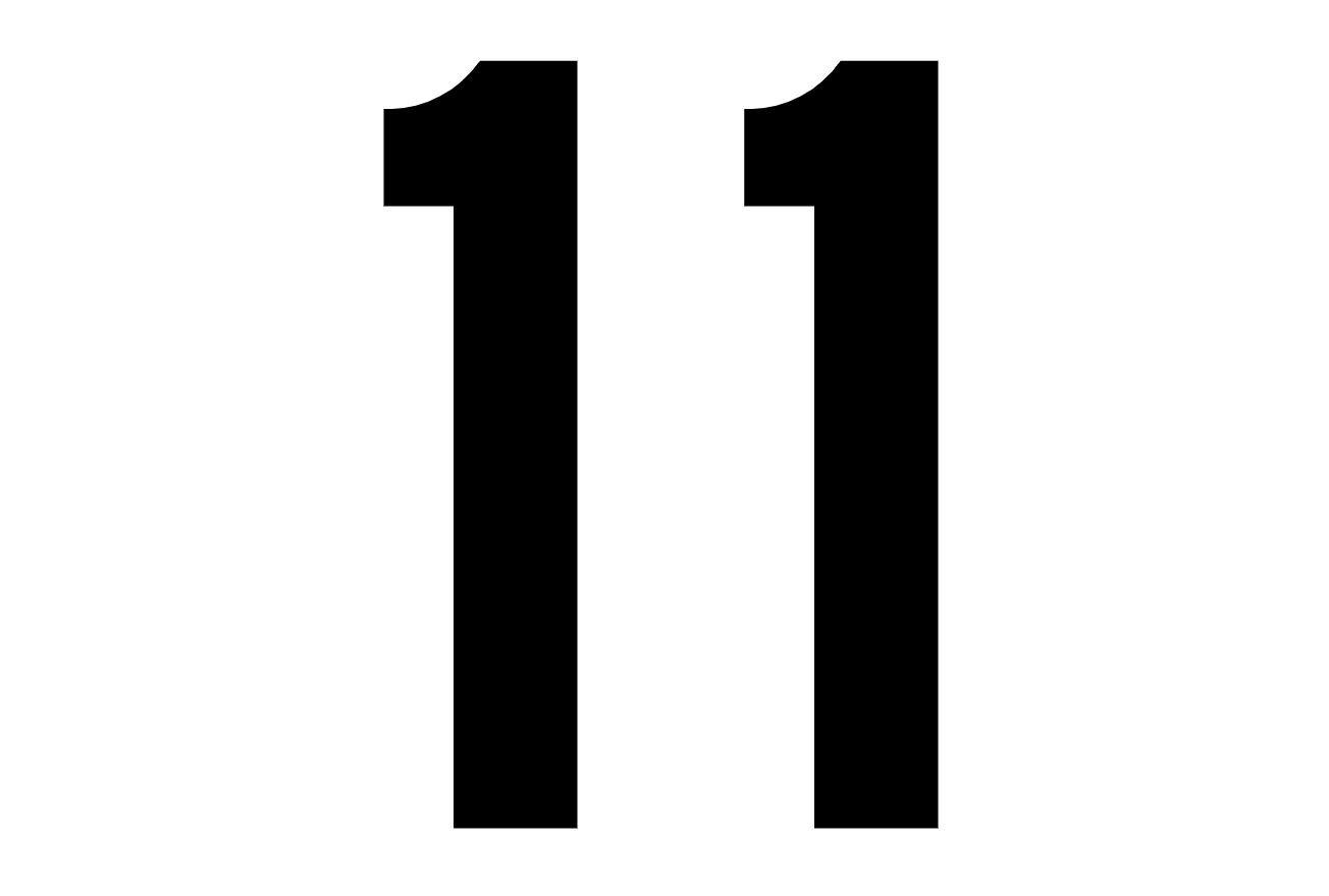 Numerologie 11