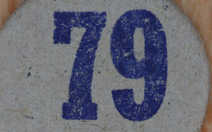 Numerologie 79