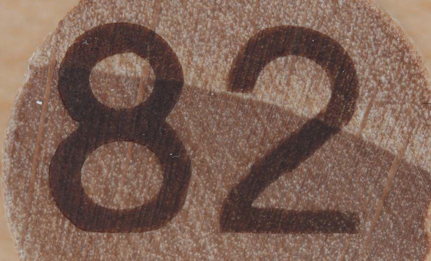 Numerologie 82
