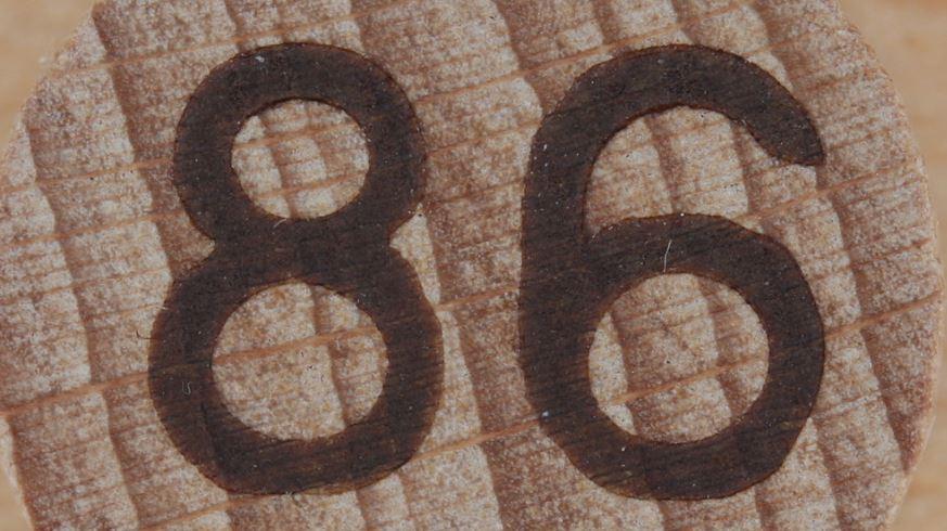 Numerologie 86