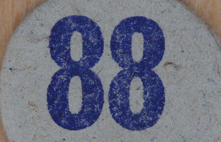 Numerologie 88