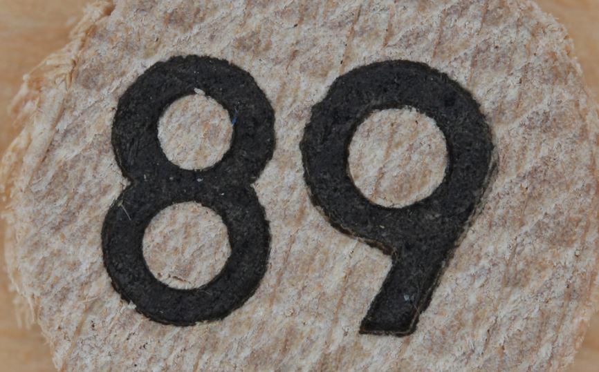 Numerologie 89