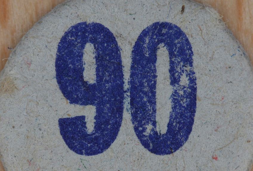 Numerologie 90