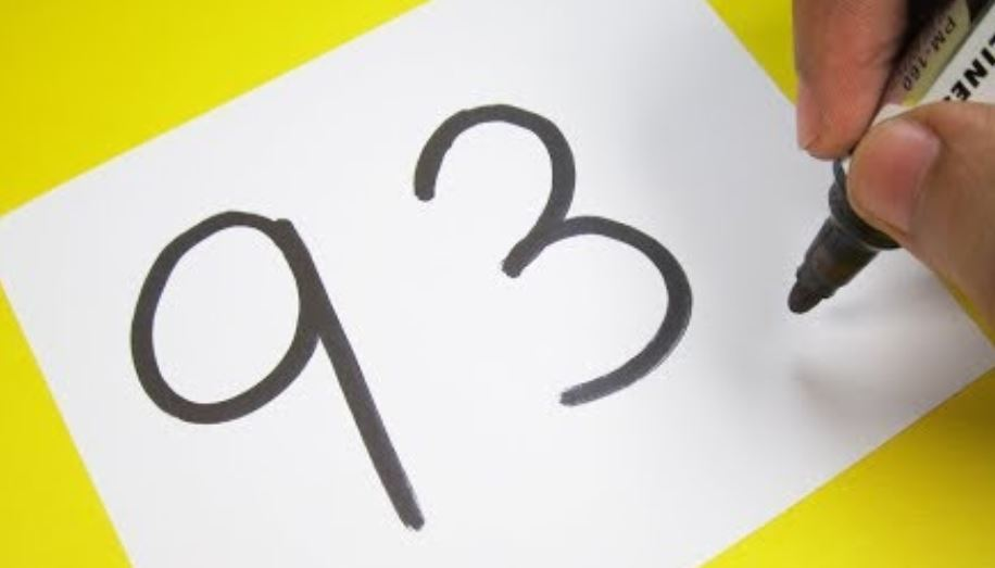 Numerologie 93