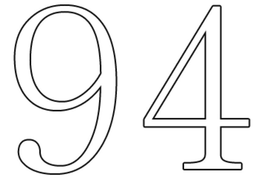 Numerologie 94