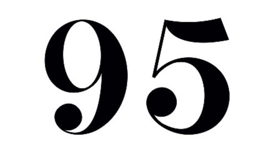 Numerologie 95