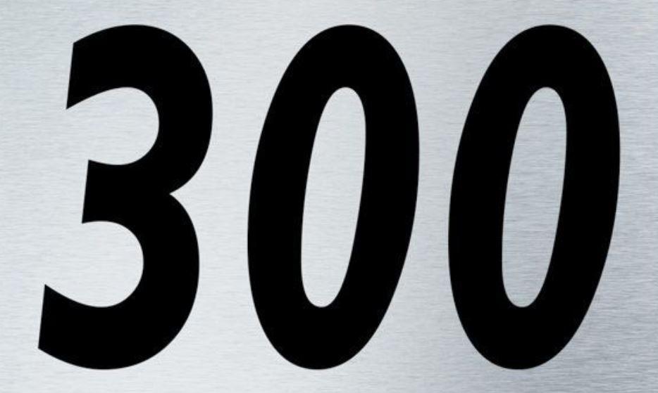 Numerologie 300