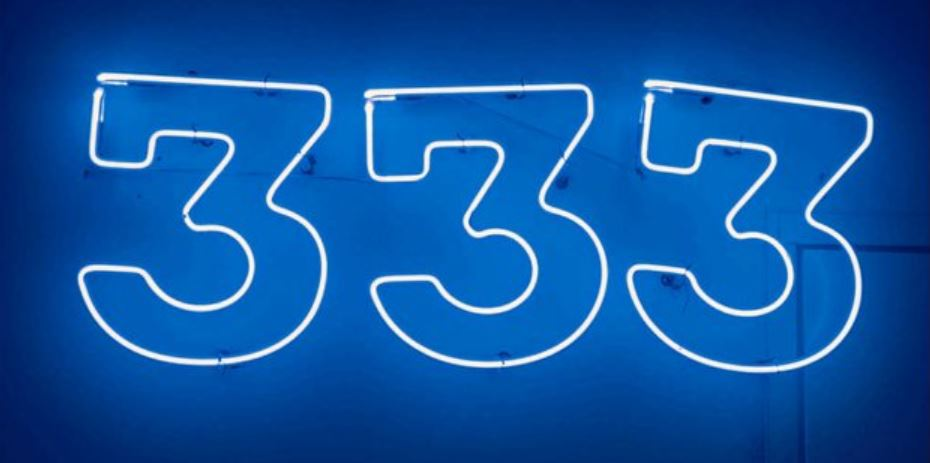 Numerologie 333