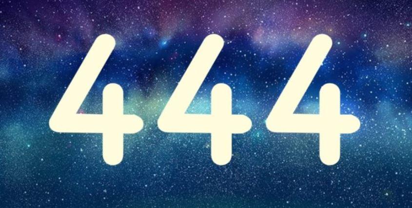 Numerologie 444: Nummer Betekenis en Symbolen