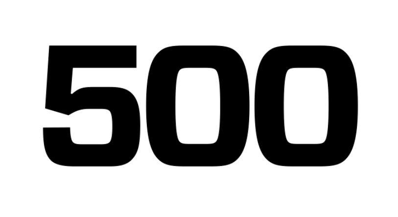 Numerologie 500