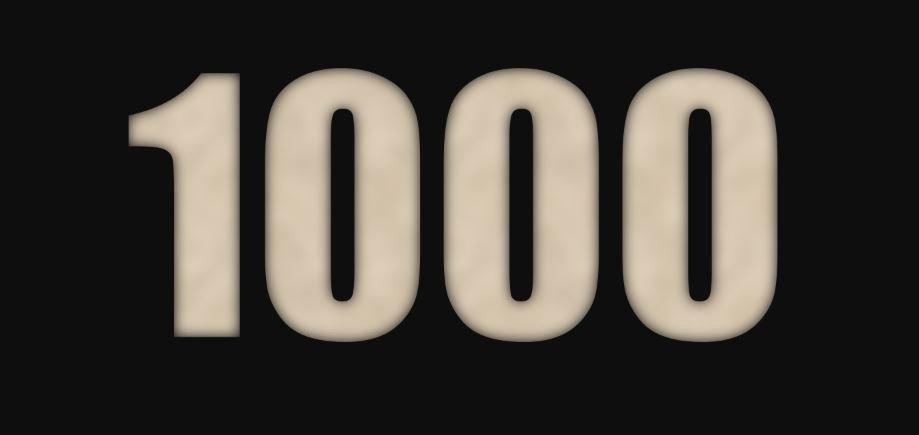Numerologie 1000: Nummer Betekenis en Symbolen