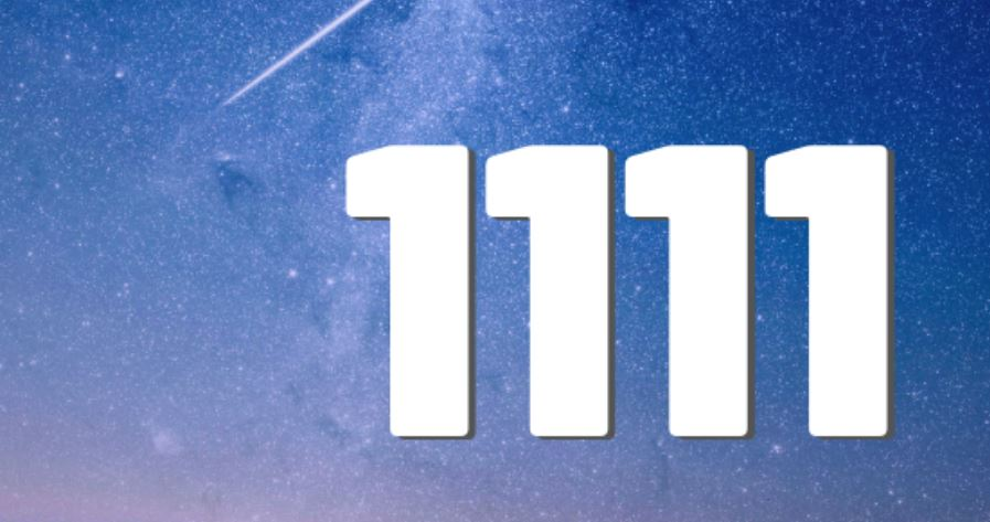 Numerologie 1111