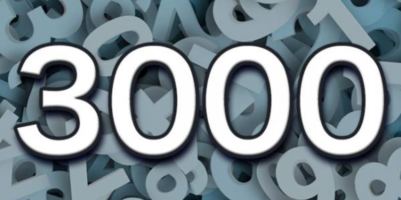 Numerologie 3000