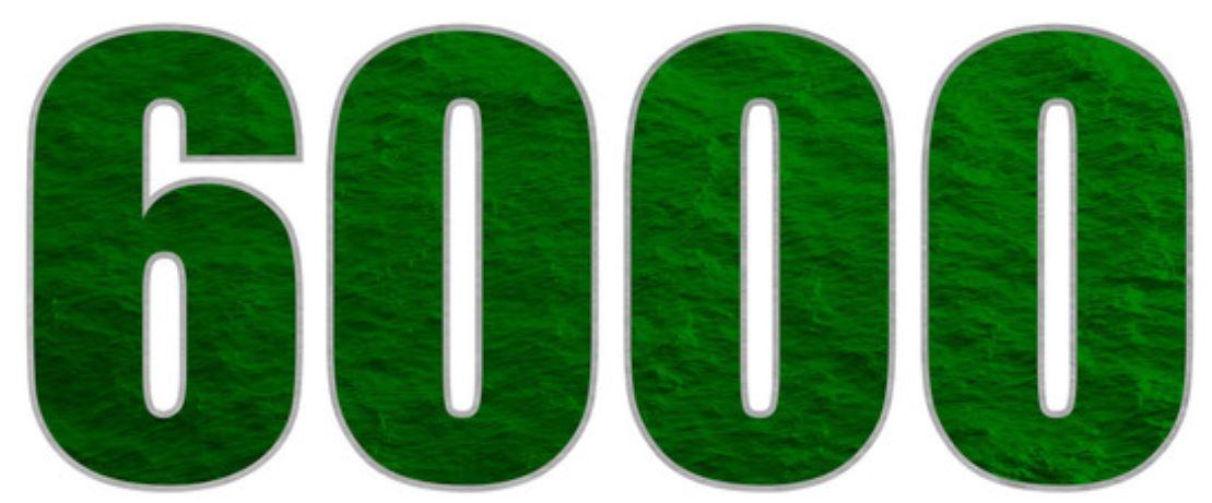 Numerologie 6000